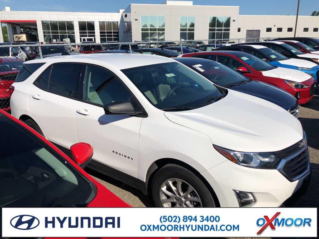 Chevrolet Equinox 2018 $14990.00 incacar.com