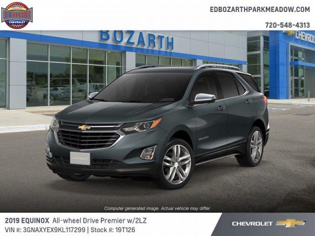 Chevrolet Equinox 2019 $36663.00 incacar.com