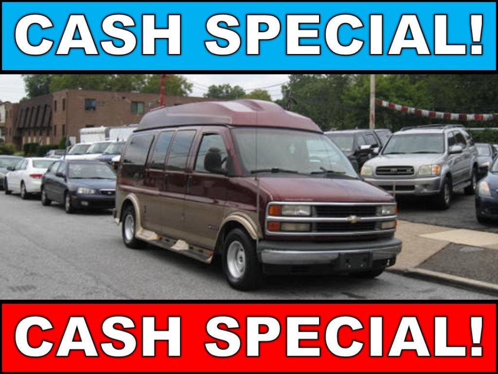 Chevrolet Express 1997 $3195.00 incacar.com