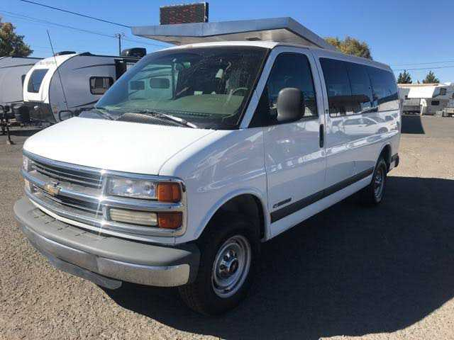 Chevrolet Express 1999 $4998.00 incacar.com