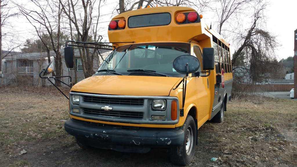 Chevrolet Express 2002 $800.00 incacar.com