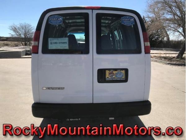 Chevrolet Express 2003 $10999.00 incacar.com