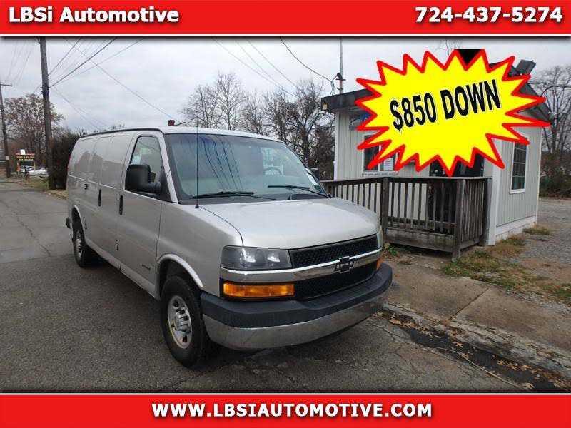 Chevrolet Express 2006 $3999.00 incacar.com