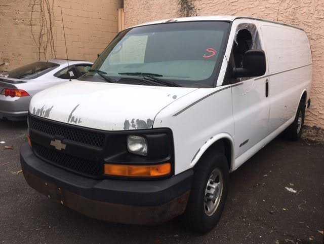Chevrolet Express 2006 $2999.00 incacar.com