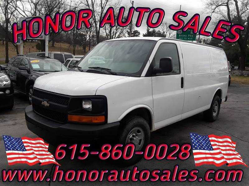 Chevrolet Express 2007 $4885.00 incacar.com