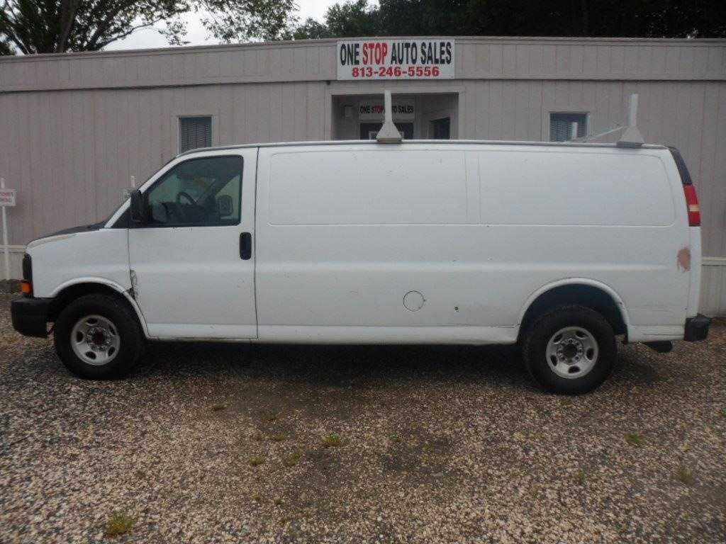 Chevrolet Express 2007 $2495.00 incacar.com