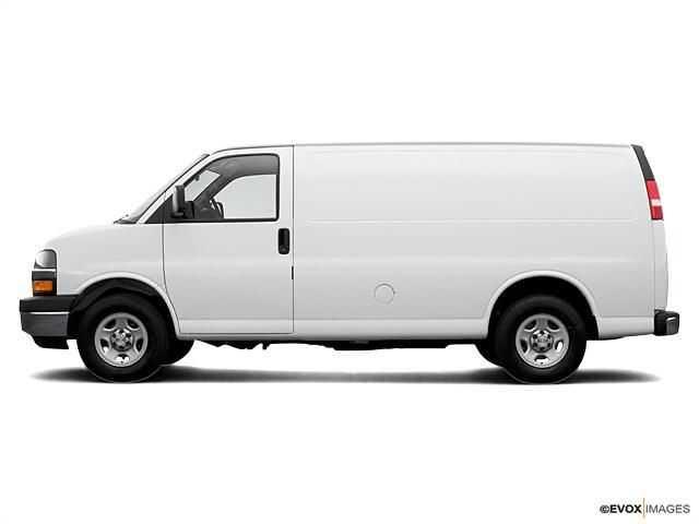 used Chevrolet Express 2007 vin: 1GCFG15X371137729