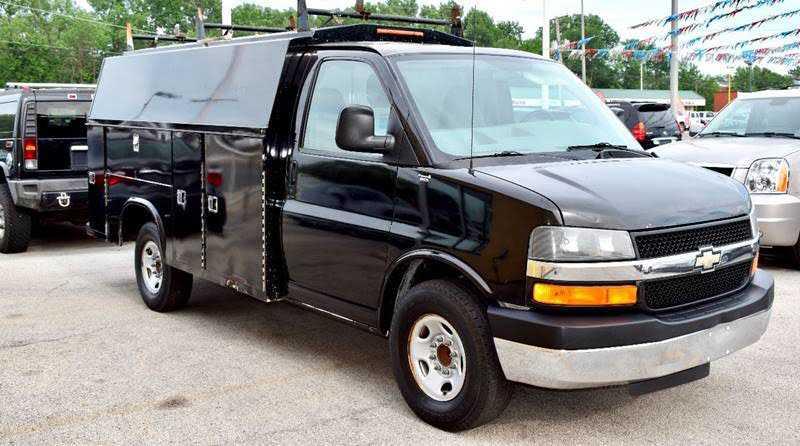 Chevrolet Express 2007 $6500.00 incacar.com