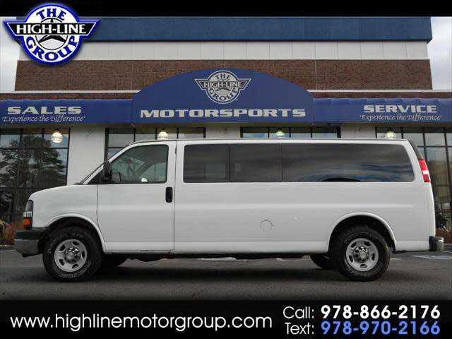 Chevrolet Express 2007 $5991.00 incacar.com