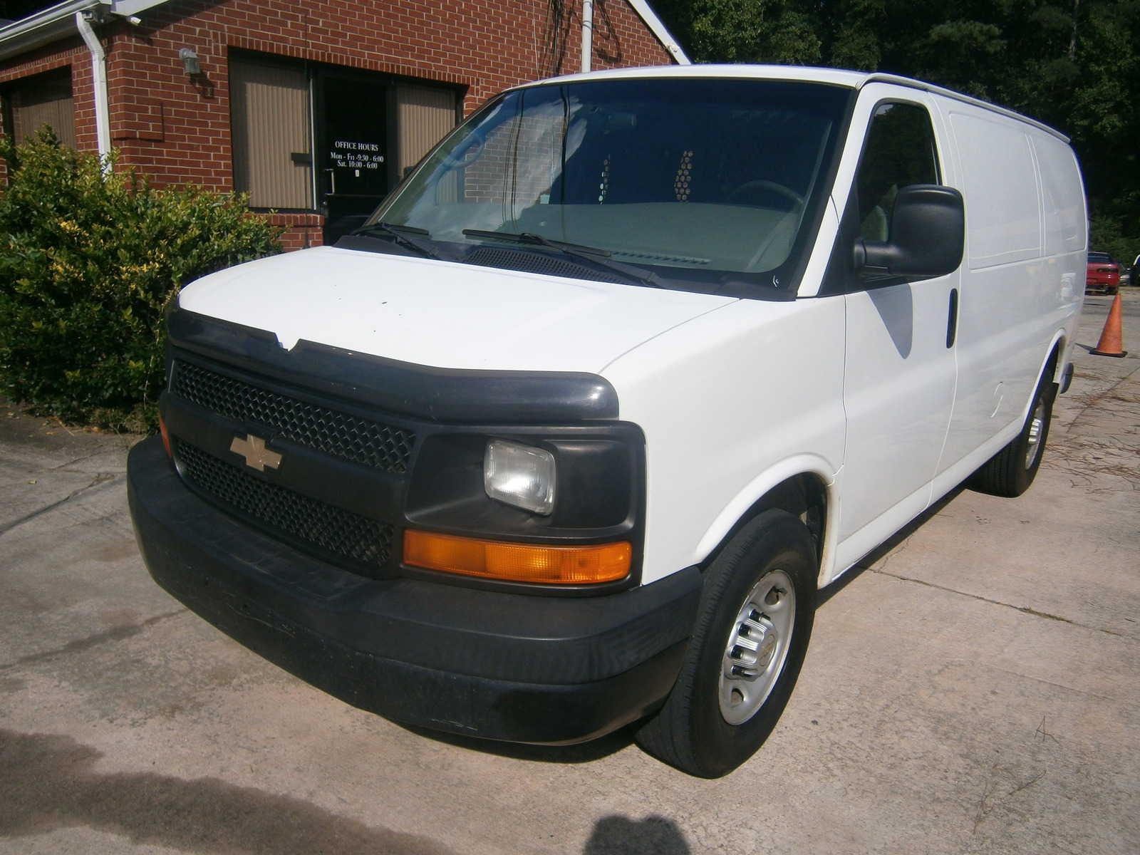 Chevrolet Express 2008 $4995.00 incacar.com