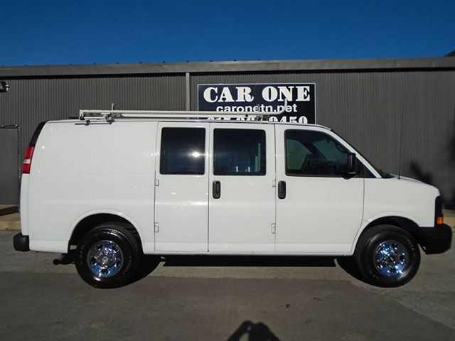 Chevrolet Express 2008 $5477.00 incacar.com