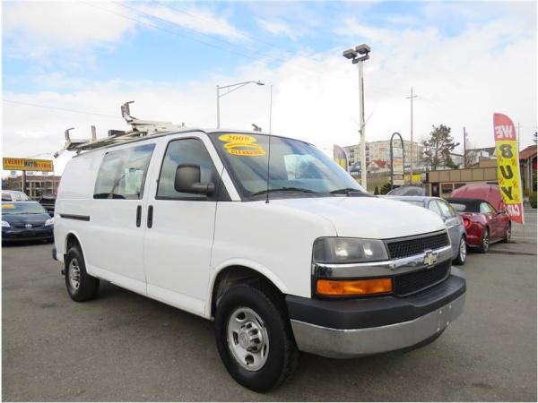 Chevrolet Express 2008 $5995.00 incacar.com