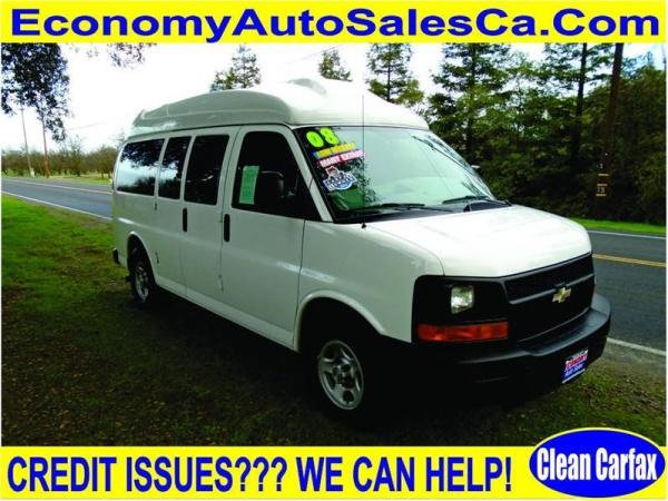 Chevrolet Express 2008 $19995.00 incacar.com