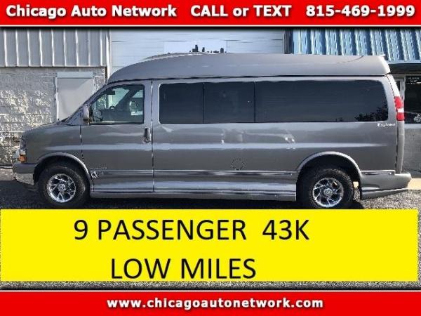 Chevrolet Express 2008 $31975.00 incacar.com