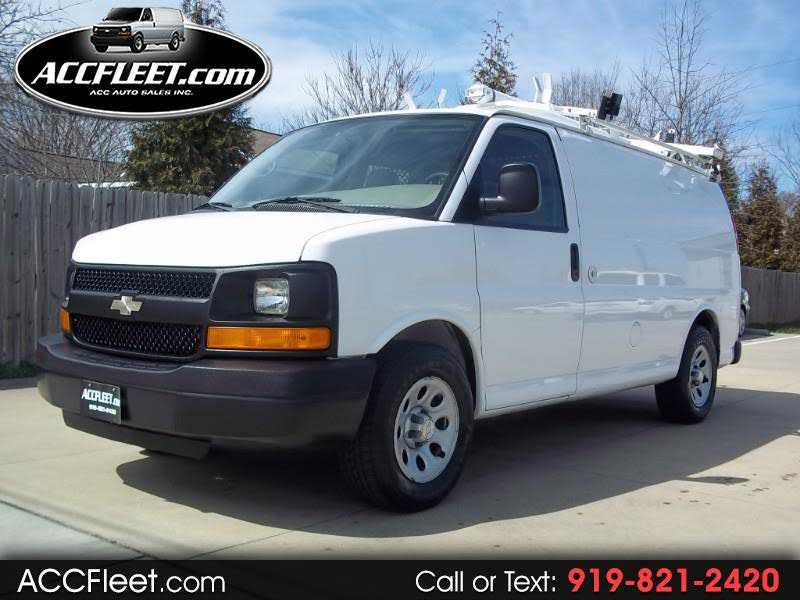 Chevrolet Express 2009 $13490.00 incacar.com