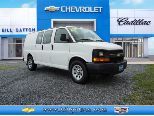 used Chevrolet Express 2009 vin: 1GCFG15X591112169