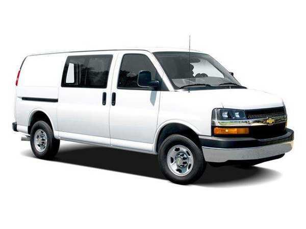 Chevrolet Express 2009 $8995.00 incacar.com