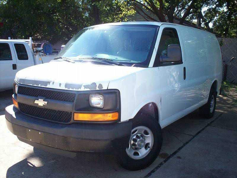 Chevrolet Express 2010 $7500.00 incacar.com