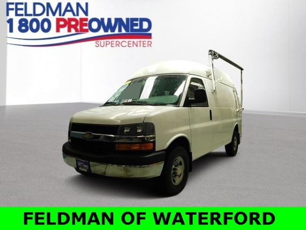 Chevrolet Express 2010 $16900.00 incacar.com