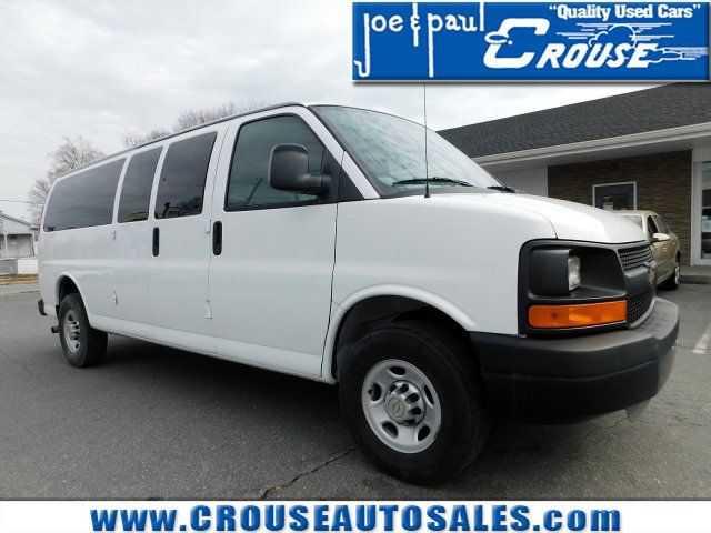 Chevrolet Express 2010 $16995.00 incacar.com