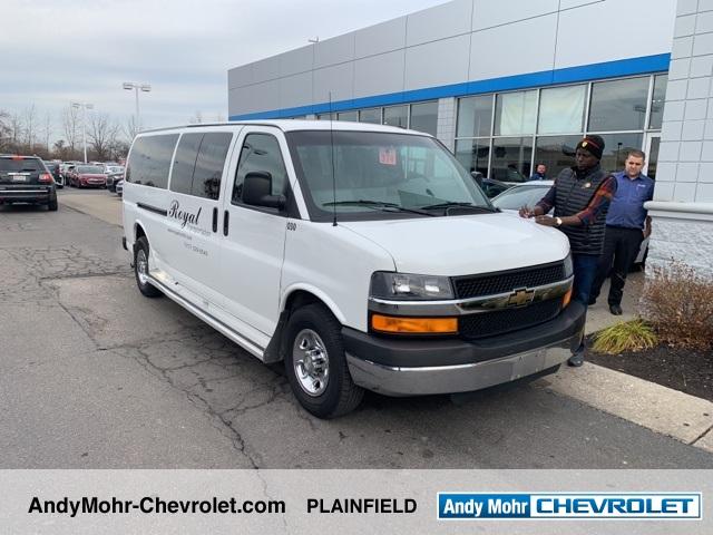 Chevrolet Express 2011 $10000.00 incacar.com