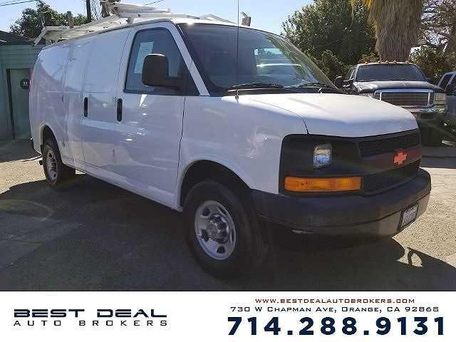 Chevrolet Express 2011 $11975.00 incacar.com