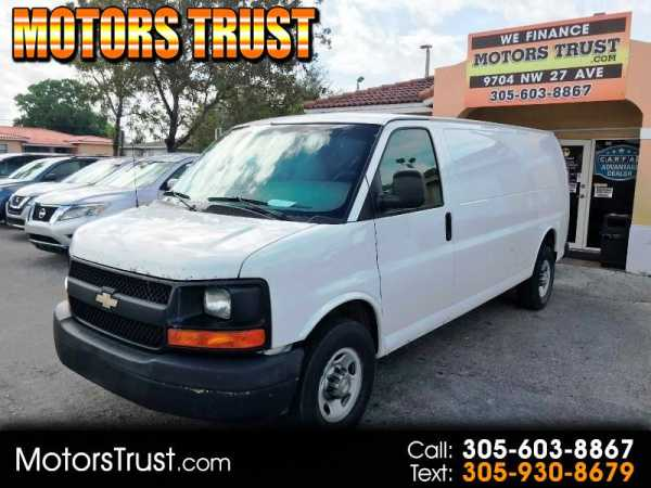 Chevrolet Express 2011 $5800.00 incacar.com