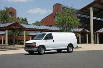Chevrolet Express 2011 $9900.00 incacar.com