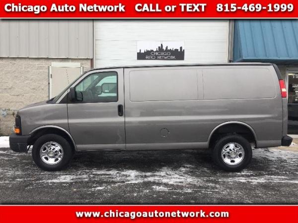 Chevrolet Express 2012 $7975.00 incacar.com