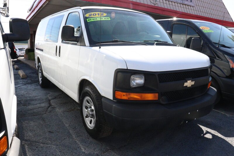 used Chevrolet Express 2012 vin: 1GCSGAFXXC1174218