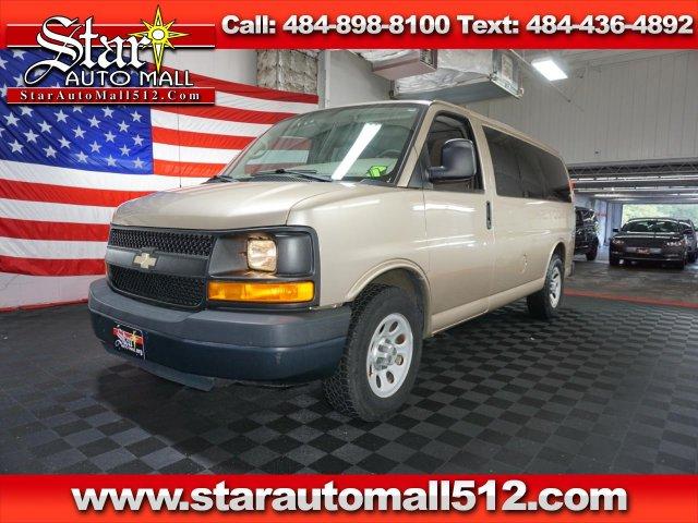 Chevrolet Express 2012 $17095.00 incacar.com