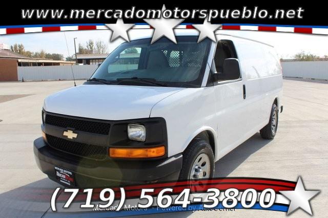 Chevrolet Express 2012 $8299.00 incacar.com