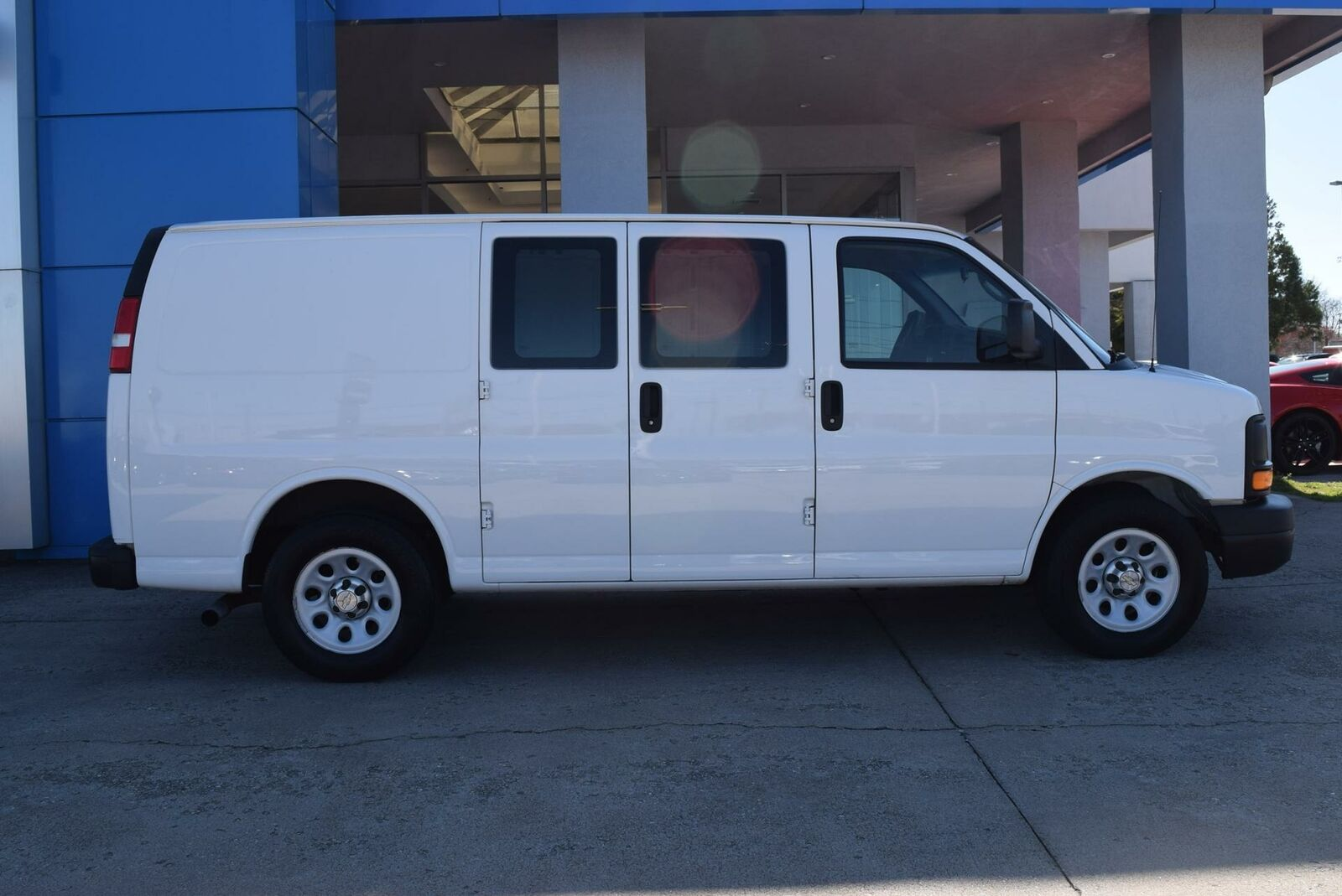 Chevrolet Express 2012 $9990.00 incacar.com