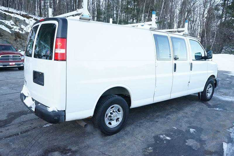 Chevrolet Express 2012 $6995.00 incacar.com