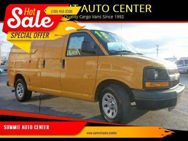 Chevrolet Express 2013 $15300.00 incacar.com