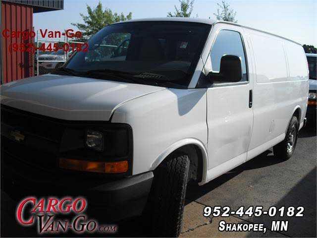 Chevrolet Express 2013 $10900.00 incacar.com
