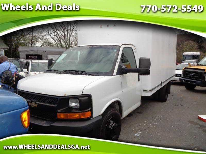 Chevrolet Express 2013 $11900.00 incacar.com