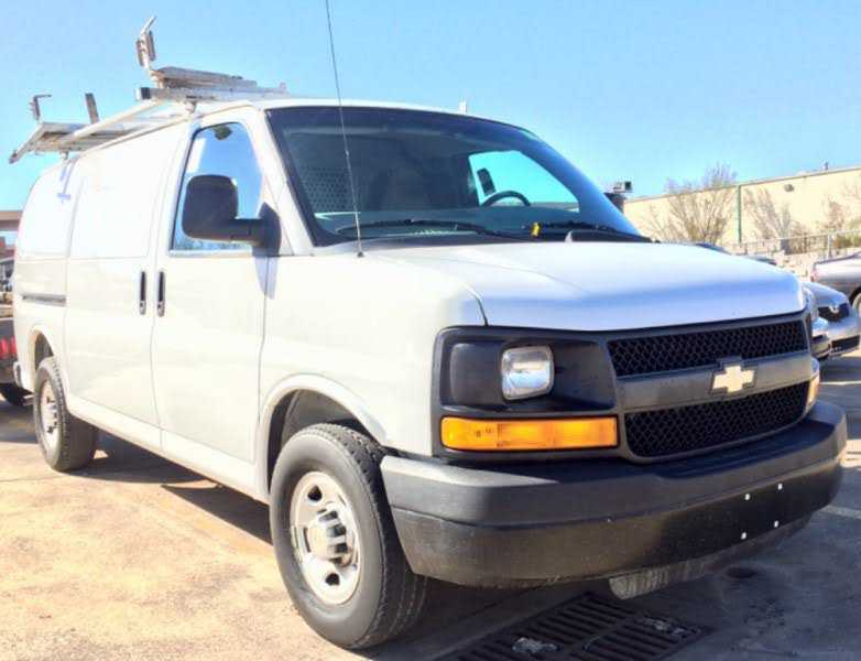 Chevrolet Express 2013 $6990.00 incacar.com