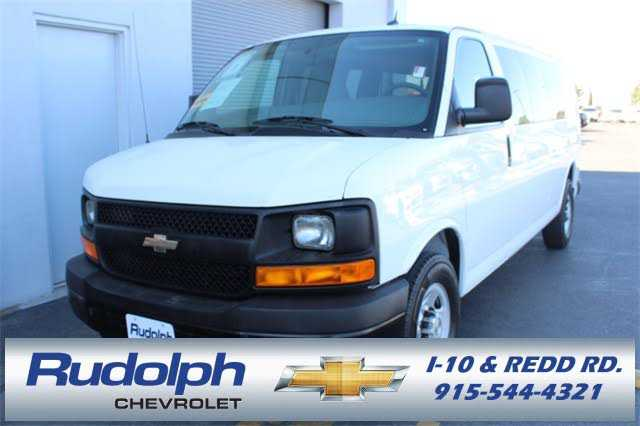 Chevrolet Express 2014 $15895.00 incacar.com