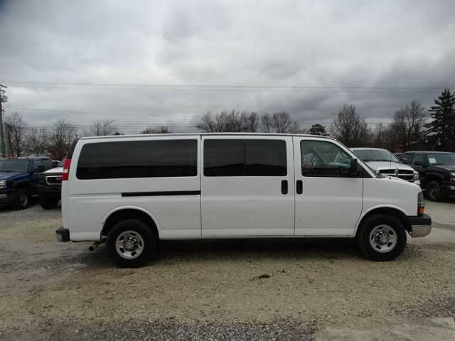 Chevrolet Express 2014 $10995.00 incacar.com
