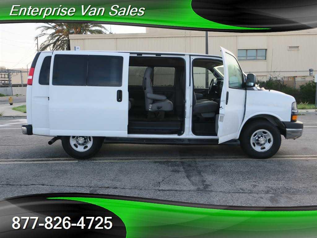 Chevrolet Express 2016 $11599.00 incacar.com