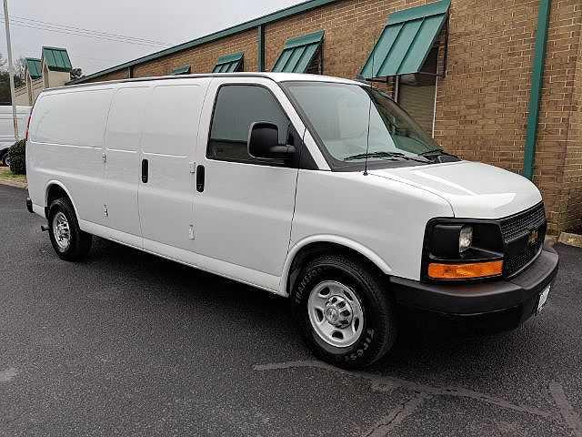 Chevrolet Express 2016 $14990.00 incacar.com