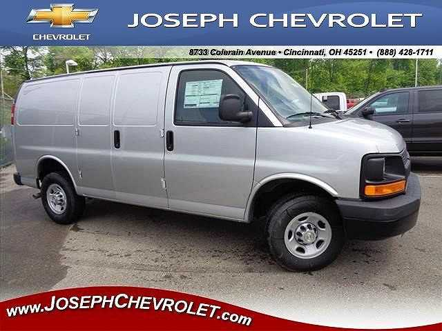 Chevrolet Express 2016 $27987.00 incacar.com