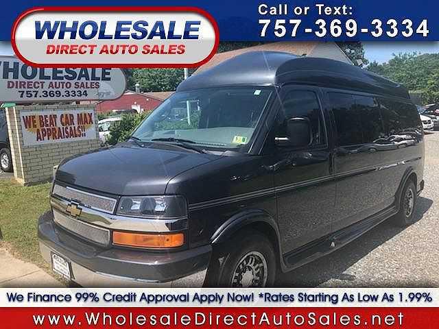 Chevrolet Express 2016 $39887.00 incacar.com