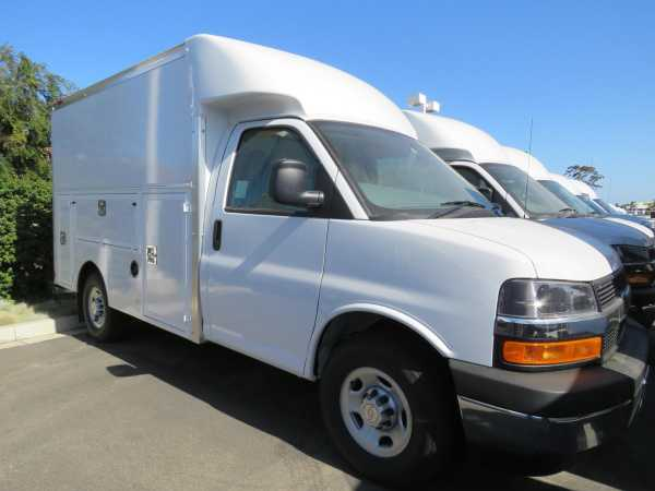 Chevrolet Express 2017 $31563.00 incacar.com