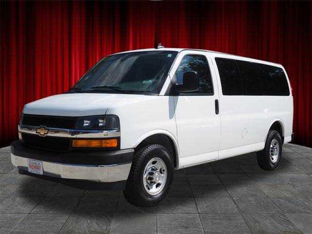 Chevrolet Express 2017 $21900.00 incacar.com