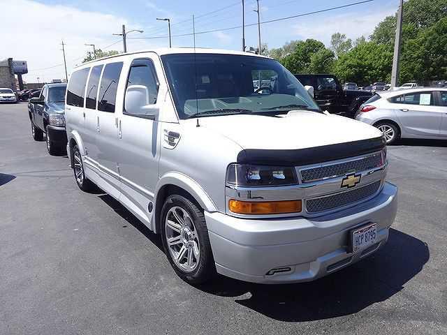 Chevrolet Express 2017 $46995.00 incacar.com