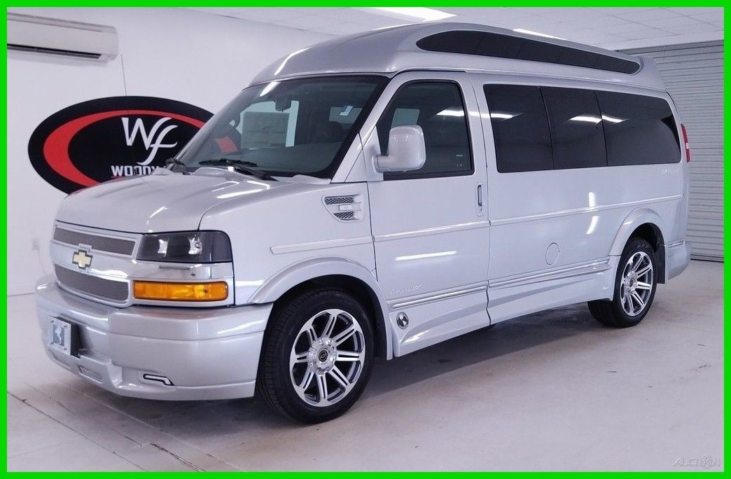 Chevrolet Express 2018 $69528.00 incacar.com
