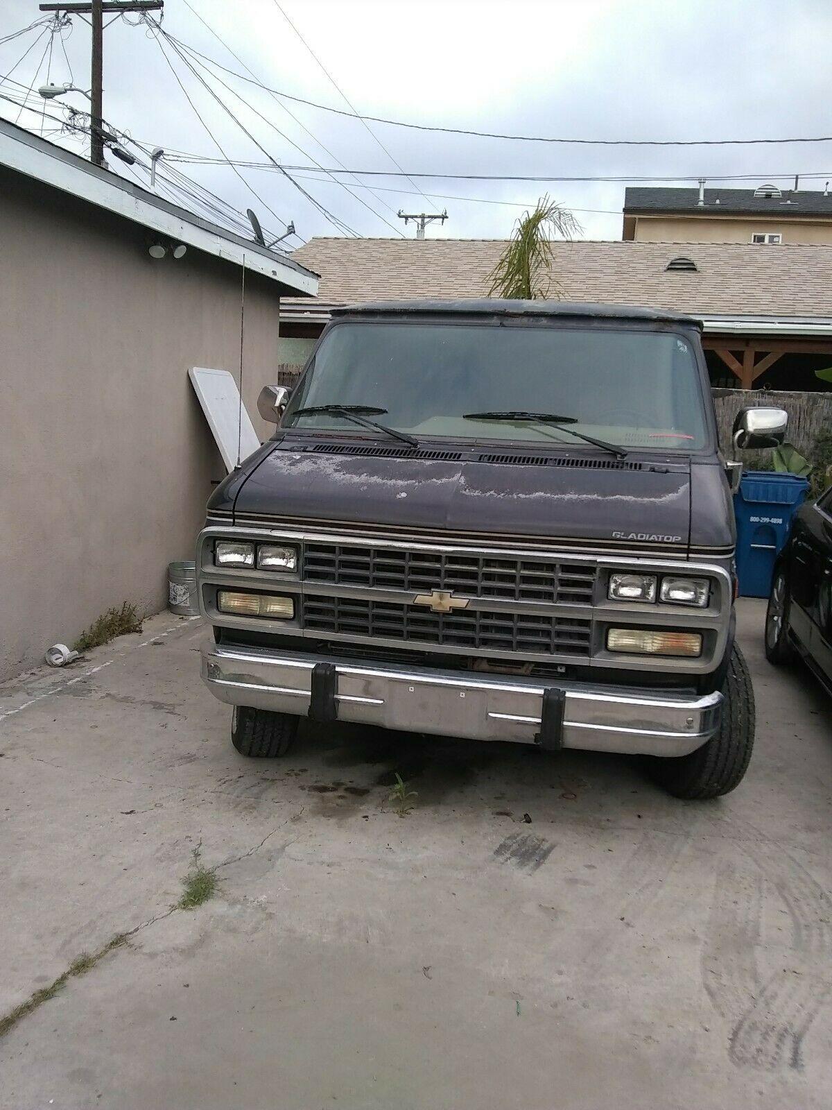 Chevrolet G-Series 1995 $2425.00 incacar.com