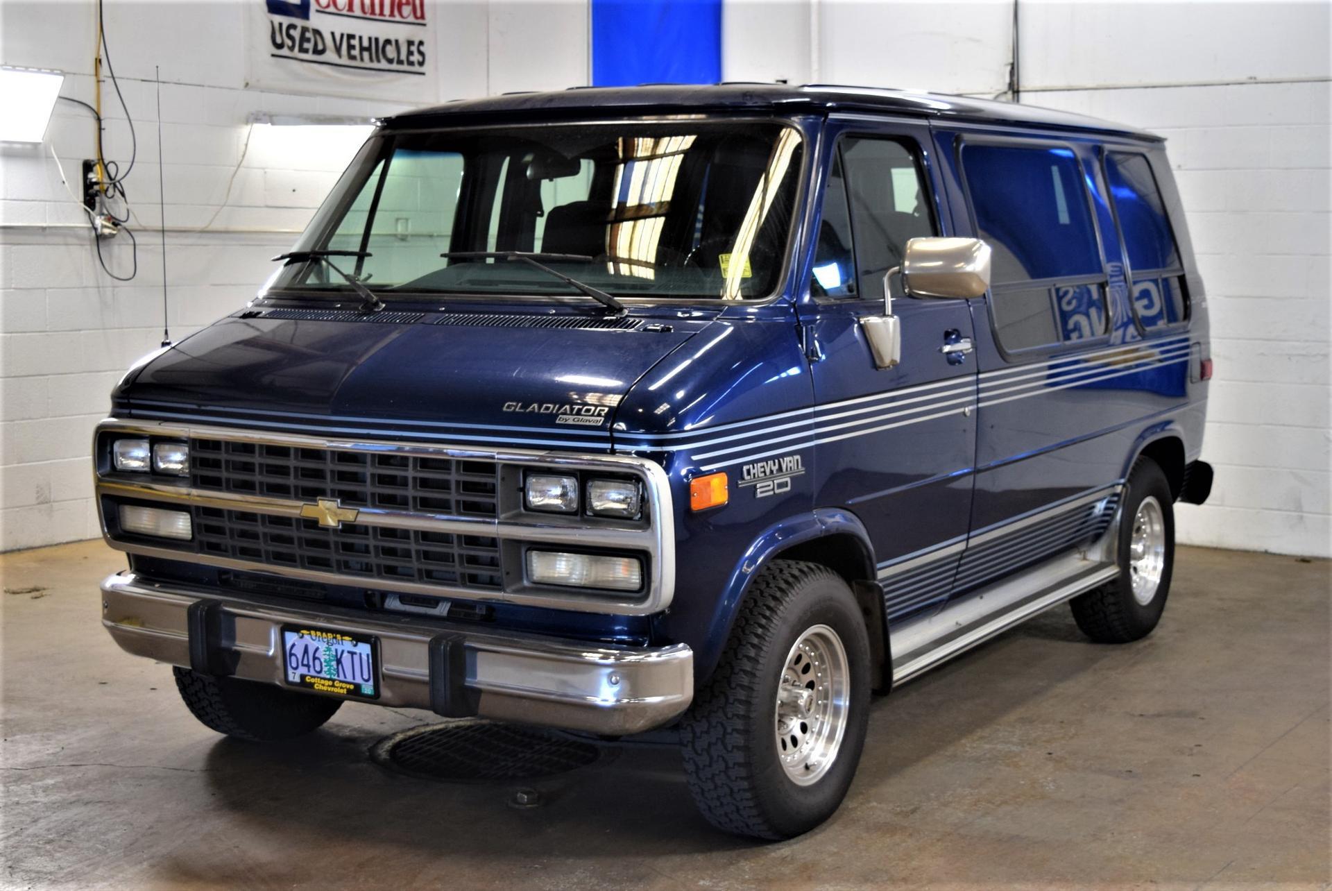 Chevrolet G-Series 1995 $10990.00 incacar.com